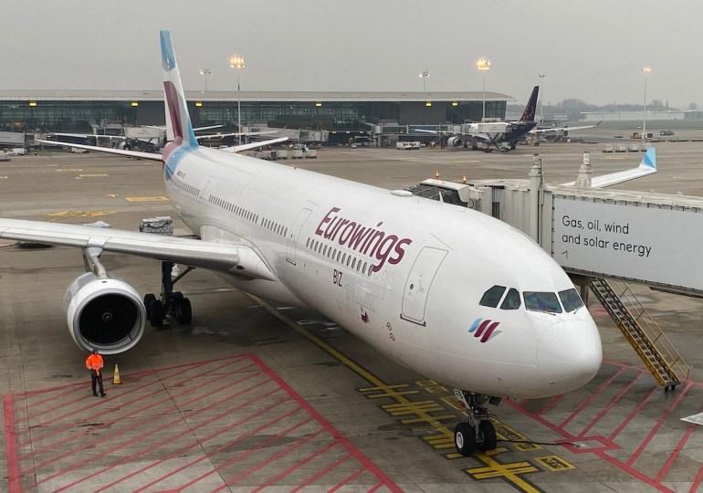 Lufthansa's Eurowings announces flights between Victoria Falls and Frankfurt