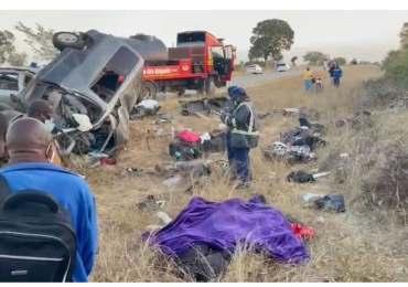 Zvishavane road accident victims named