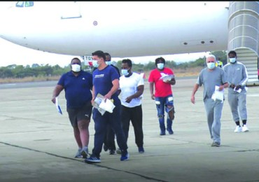 UK to repatriate second batch of the remaining 36 Zimbabweans . . .