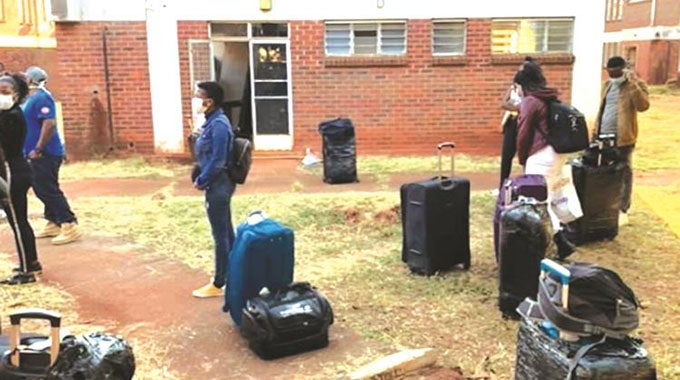10 Belvedere Teachers College Students Arrested for Protesting Fees Hike