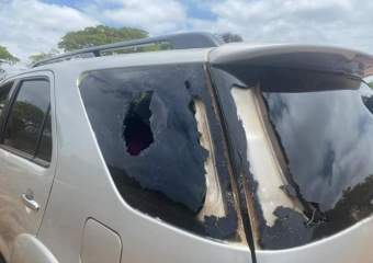 Chamisa 'teargassed' at a private residence in Masvingo
