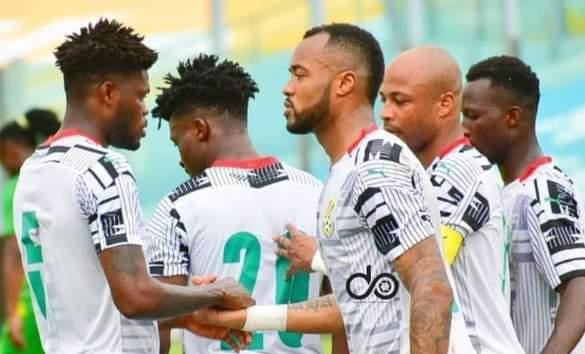 Ghana arrives earlier than Warriors
