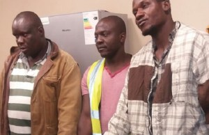 ZIMBOS BUSTED WITH R2 MILLION WORTH OF DRUGS