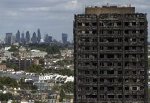 ZIMBA CHARGED WITH GRENFELL FIRE FRAUD