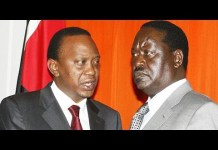 BREAKING :KENYA ELECTIONS DECLARED NULL AND VOID