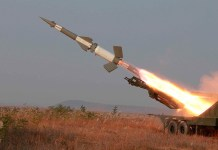 NORTH KOREA FIRES ANOTHER MISSILE AT JAPAN