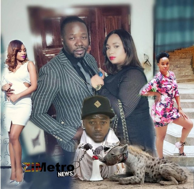 """THE SAGA CONTINUES AS OLINDA DROPS ANOTHER BOMB, """"STUNNER STILL SLEEPING WITH POKELLO"""""""