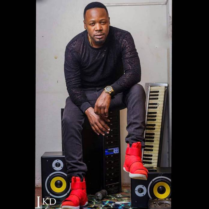 STUNNER DENIES NEW SONG IS AIMED AT EX WIFE