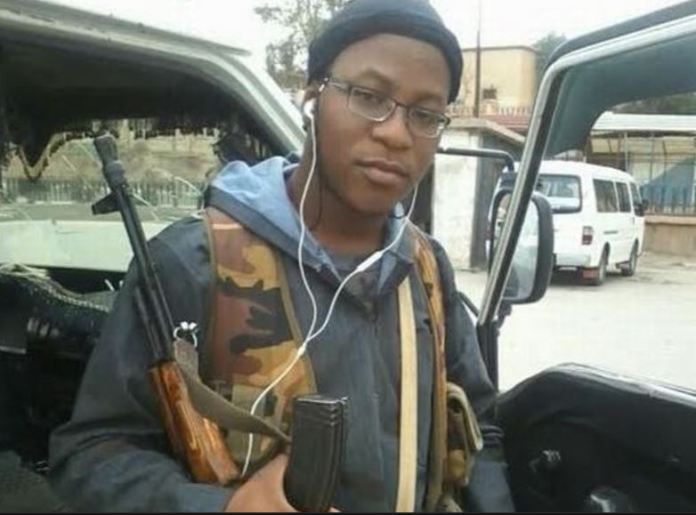 UK BASED ZIMBA LEAVES TONGUES WAGGING AFTER JOINING TERRORIST GROUP ISIS