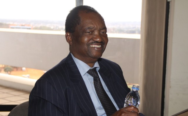 FORMER MINISTER RUGARE GUMBO FACING FRAUD CHARGES