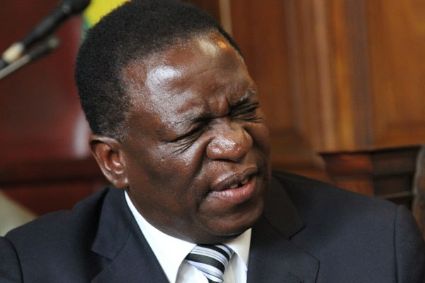 TOMANA'S SUCCESSOR GOBA FIRED, MNANGAGWA DEALT WITH ANOTHER BLOW