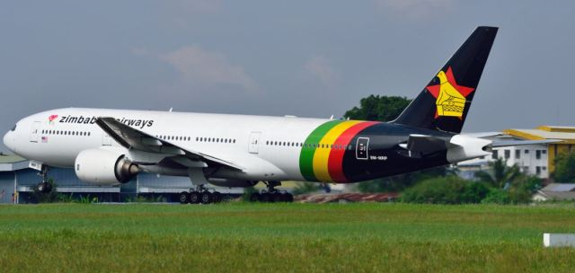 AIR ZIMBABWE SUSPENDS CEO