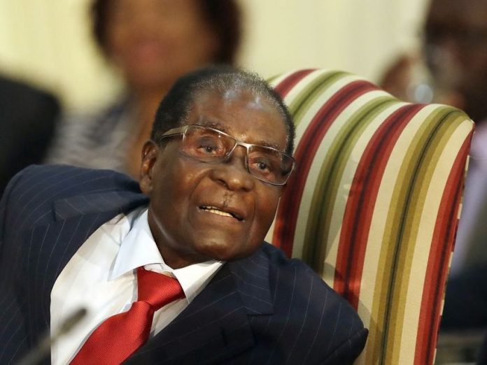 WORLD CONDEMNS BIZARRE MUGABE WHO APPOINTMENT