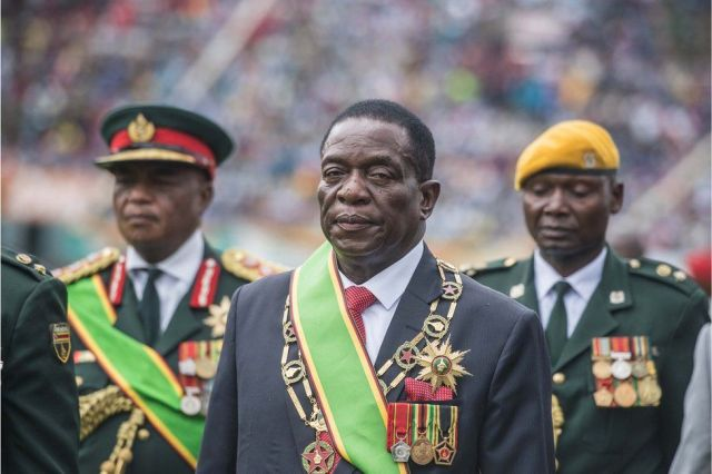 ITS NO LONGER BUSINESS AS USUAL, PRESIDENT MNANGAGWA HITS THE GROUND RUNNING