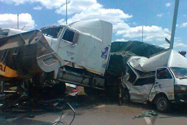 TRAGEDY AS 9 DIE IN CHRISTMAS ACCIDENTS