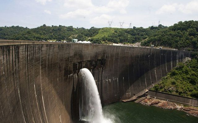 KARIBA SOUTH EXTENSION NOW PRODUCING 150MW