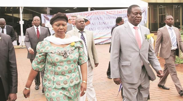PRESIDENT MNANGAGWA MAKES NEW APPOINTMENTS