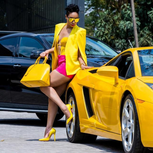 POKELLO AT THE DEEP END...SWAG QUEEN'S WOES MOUNT