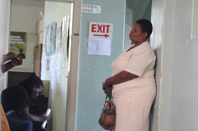 PAYBACK, DRAMA AS JILTED WOMAN FORCES EX TO STRIP IN PUBLIC
