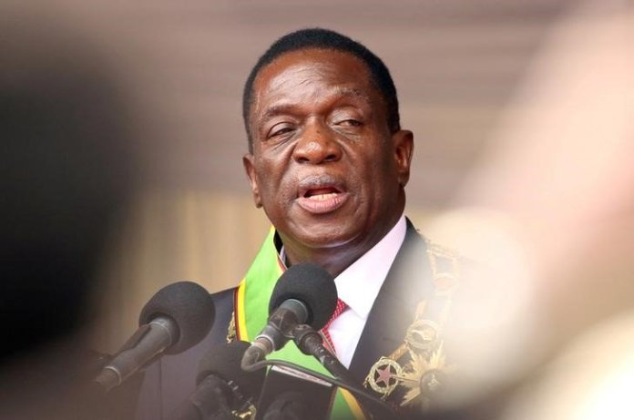 NO VPs AT ZANU PF CONGRESS