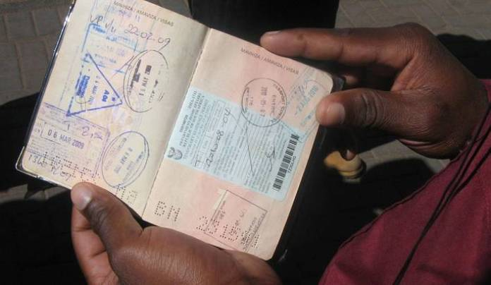 SA GRANTS ZIMBOS WITH EXPIRED PERMITS RIGHT TO TRAVEL HOME