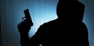 ROBBERY HOSTAGE DRAMA, MAN STABBED AS ARMED ROBBERS HOLD FAMILY