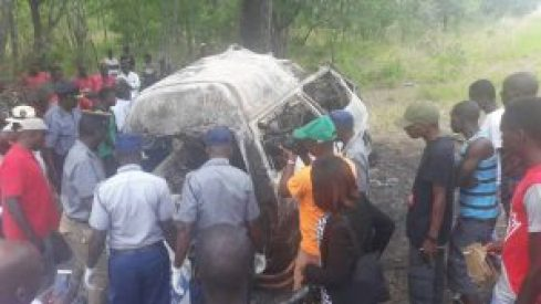 6 perish in Guruve horror crash