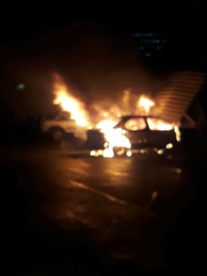 CHAOS IN HARARE CBD : WAR AGAINST POLICE
