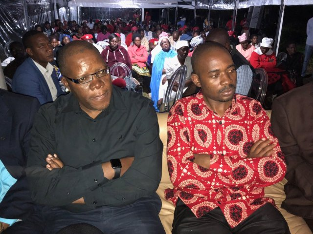 CHAMISA IS THE MAN : BITI