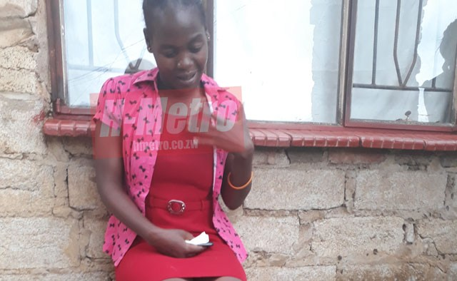 DRAMA AS PASTOR DUMPS BLIND WIFE FOR YOUNGER 'roja' SMALL HOUSE