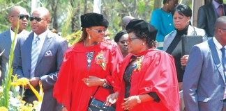 EXPOSED :HOW GRACE GOT HER 'fake' PhD
