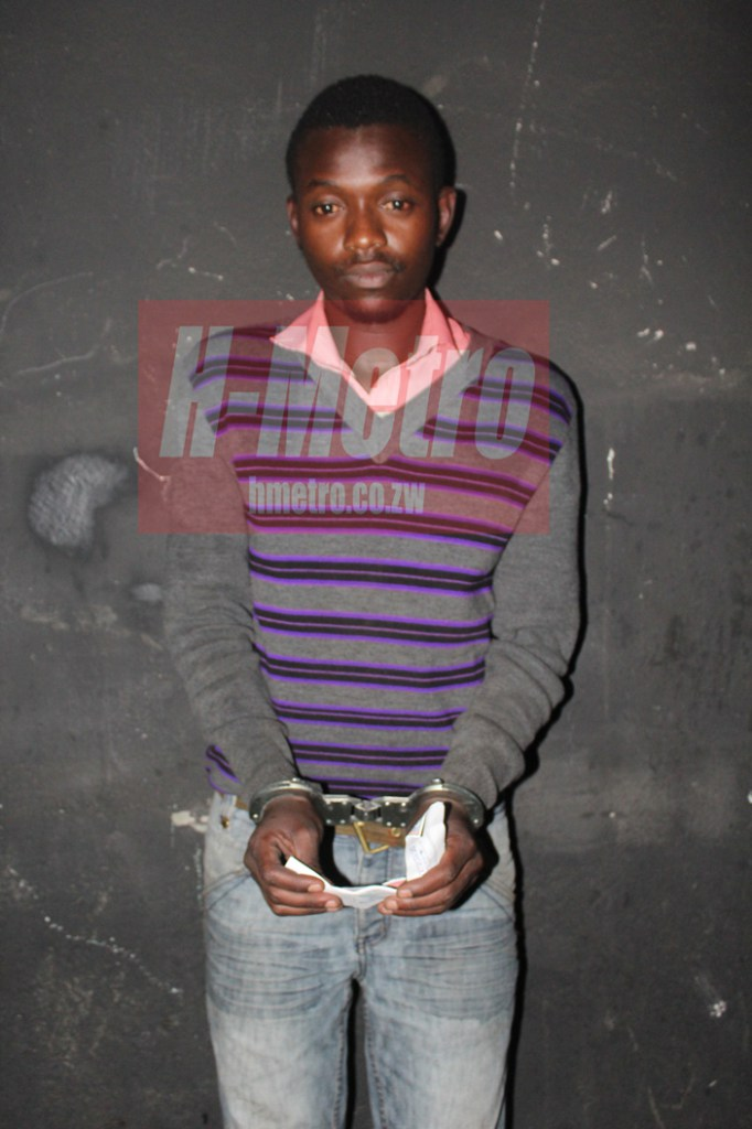 MBARE TICKET FRAUDSTER BUSTED AT MACHESO SHOW