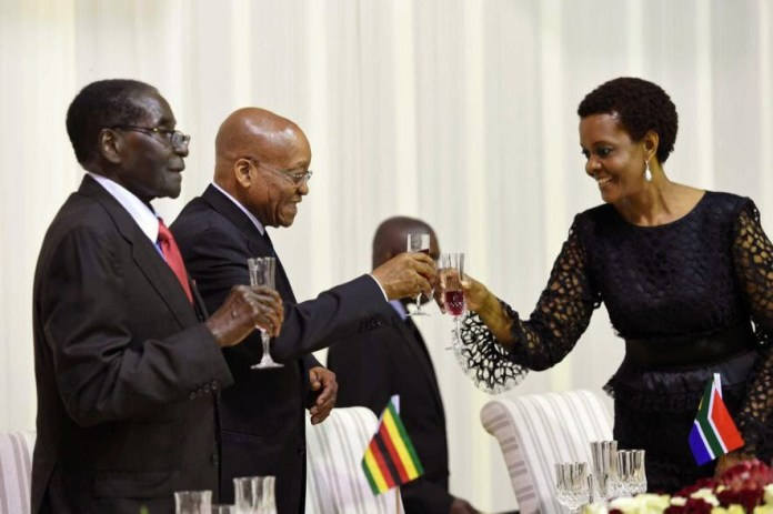 Zuma refuses resignation, pulls an 'Asante Sana' on South Africans