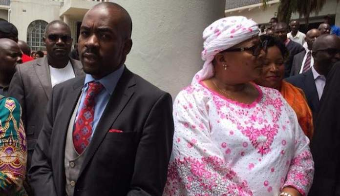 CHAMISA, KHUPE TO SQUARE OFF IN COUNCIL MEETING