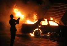 ONE KILLED, TWO INJURED IN CITY CLASHES
