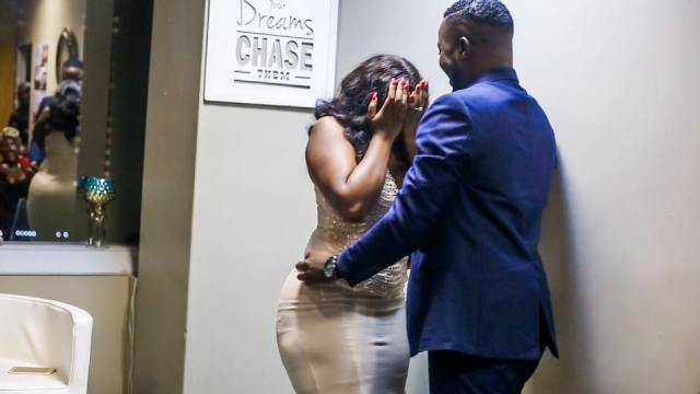 SOCIALITE THELMA WILL SAYS 'YES' TO MARRIAGE PROPOSAL