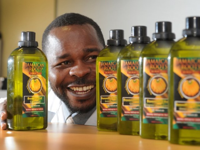 Rags to riches! UK based Zim man hits $300k jackpot with own shampoo & skincare business