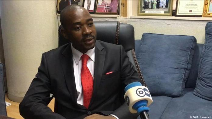 I HAVE GIVEN KHUPE THREE MORE DAYS : CHAMISA