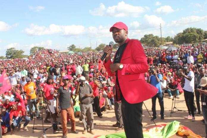 KHUPE SPLITS FROM CHAMISA, JOINS MUJURU MDC-T vice pesident Dr Thokozani Khupe's camp has broken away from the main party led by Advocate Nelson Chamisa, a development that will see the faction going for elections under the People's Rainbow Coalition led by Dr Joice Mujuru. Since the death of the party's founding president Morgan Tsvangirai, the MDC-T has been rocked by a power struggle pitting Dr Khu