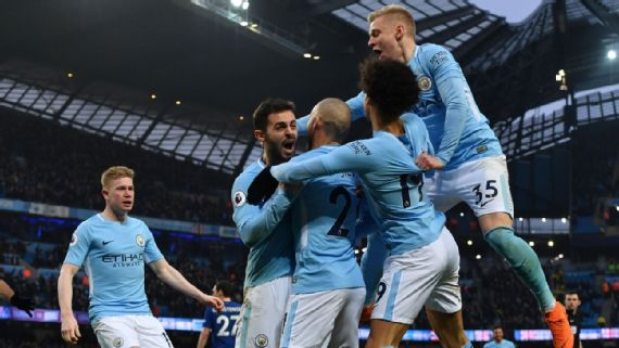 Manchester City wrap up surprisingly easy win over Chelsea