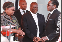 MUJURU WAS A DRUNKARD, HEAVY SMOKE : MUGABE