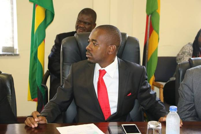 ZANU PF HAS DEPLOYED SOLDIERS IN RURAL AREAS : CHAMISA