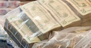 ROBBERS STEAL $2M CASH FROM HARARE FIRM