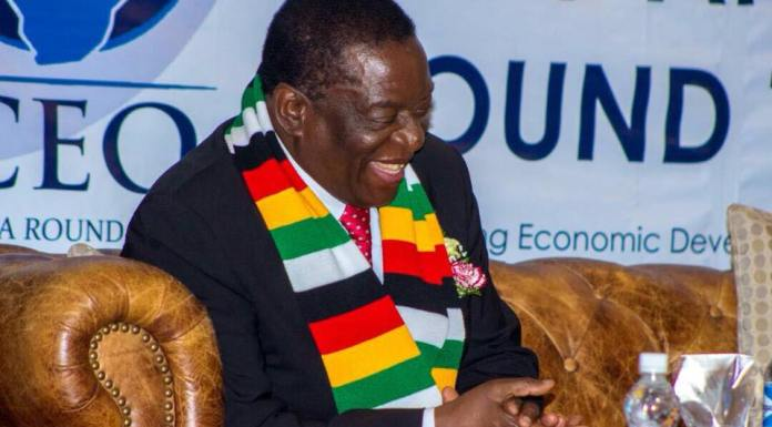 ED 'chickens out' out of TV presidential debate with Chamisa