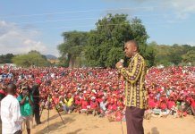 CYCLONE CHAMISA IN CHIPINGE : PICTURES
