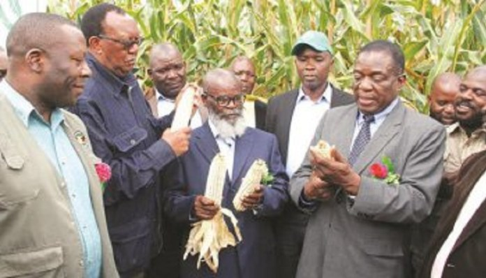 ED HOLDS MEGA FIELD DAY AT HIS FARM