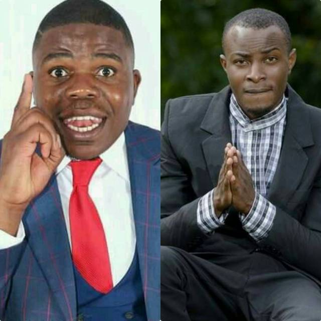 Skimbo, Comic in Pastor FIST FIGHT Over Olinda