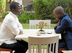 PROPHET BUSHIRI, MBORO COME FACE TO FACE