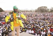 ZANU PF FLEXES POLL MUSCLE