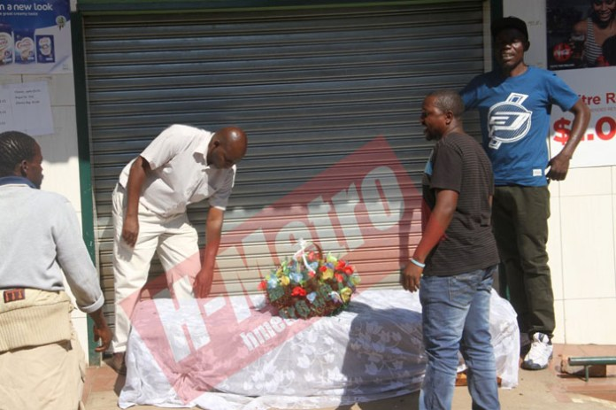 Man Tragically Killed Over Meat, Drama As Relatives Dump Body In Front Of 'Murderer's' Shop
